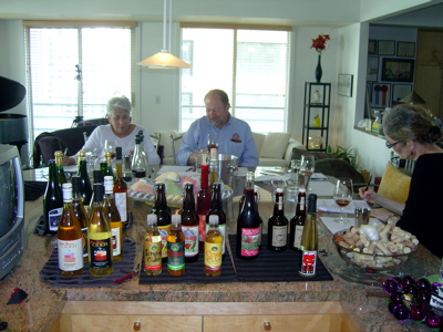 A hard-cider taste-off pitted 32 bottles from around the Pacific Northwest.