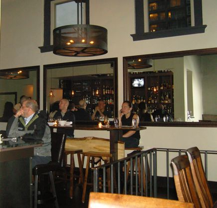 Spur Gastropod\'s bar offers a timeless feel.
