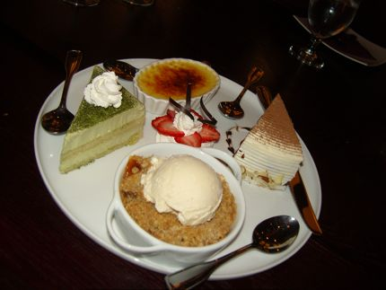 Dessert at Racha didn\'t disappoint!