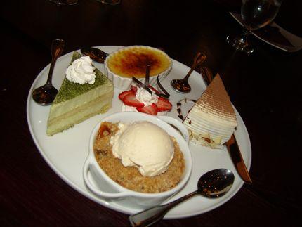 Dessert at Racha didn\'t disappoint!