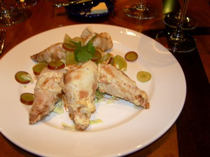Seastar Seattle\'s calamari appetizer is outstanding.