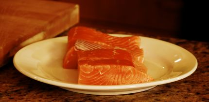 Alaskan Wild Salmon northwest wining and dining downtown seattle website link