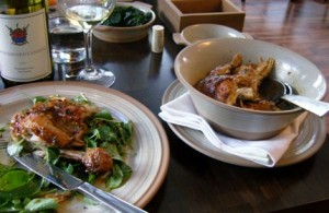 Urbane\'s Herb-Braised Half Chicken was poetry on a plate (and in a crock).