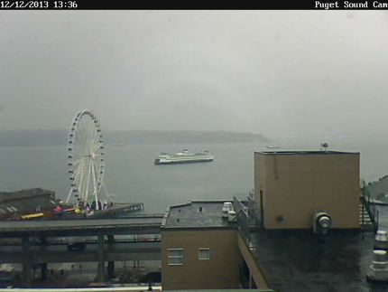 PS cam ferry boat in mist northwest wining and dining downtown seattle website link