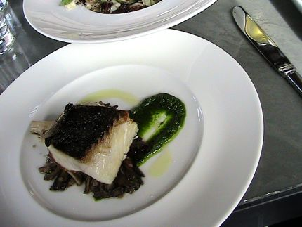 The Black Cod at Anchovies & Olives