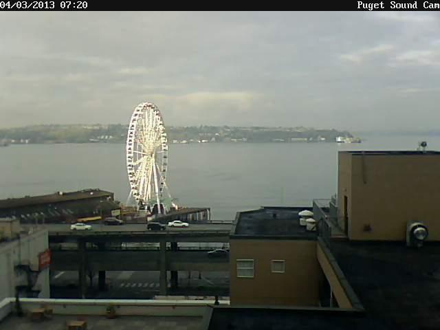 Puget Sound Cam Glistening Great Wheel