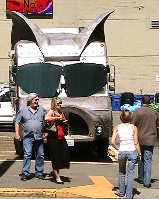 Maximus Minimus Front View