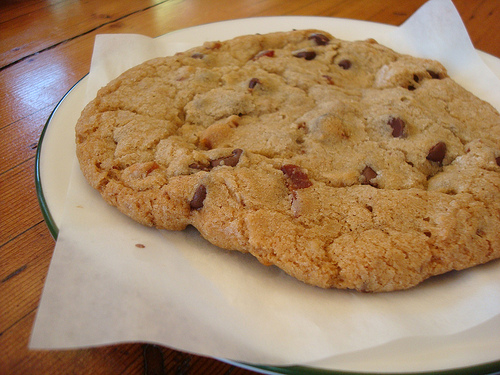 Bacon Chocolate-Chip Cookie
