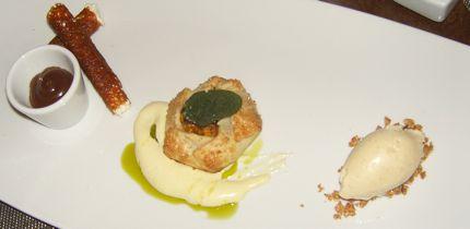 TASTE Dessert Trio