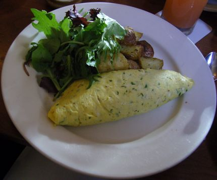 Cafe Campagne Omelette