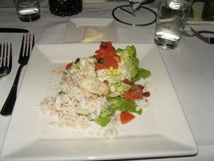 Sip Bibb Lettuce Salad