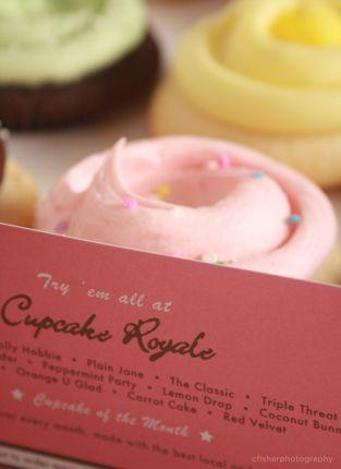 Cupcake Royale Cupcake