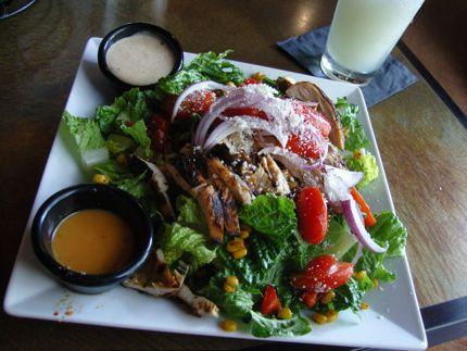 Sonrisa Chicken Fajita Salad