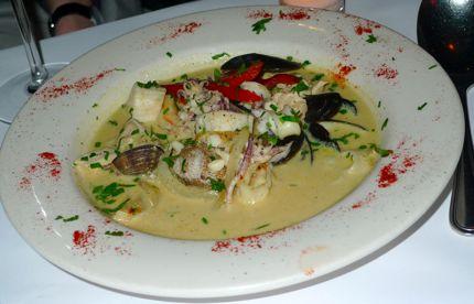 Tango Seafood Stew