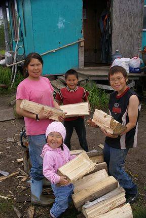 Children of Emmonak