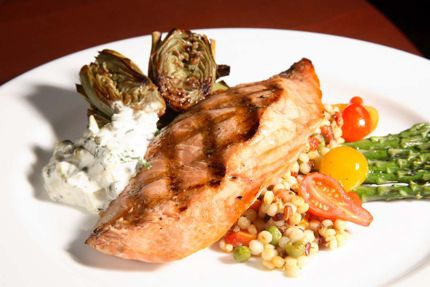 Elliott\'s Alaskan King Salmon