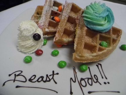 Beast Mode Waffle Barking Frog woodinville washington northwest wining and dining downtown seattle website link