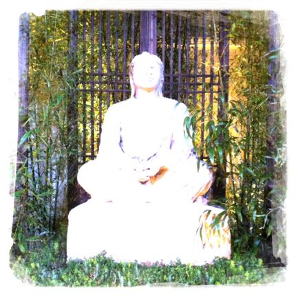 Garden show 2014 buddha statute northwest wining and dining downtown seattle website link