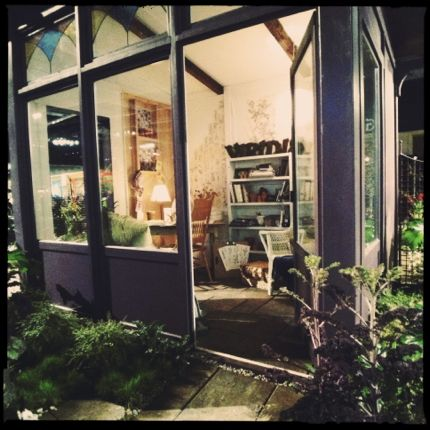 Garden show 2014 purple shed northwest wining and dining downtown seattle website link
