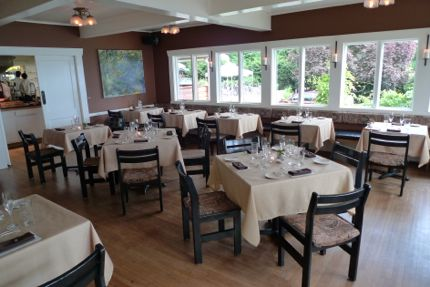 The willows inn on lummi island dining room northwest wining and dining downtown seattle website link