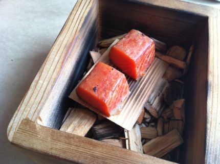 The willows inn smoked salmon appetizer northwest wining and dining downtown seattle website link