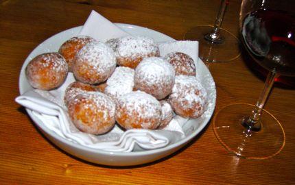 Tavolata Lemon Donuts