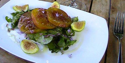 Tilth Tomato Salad