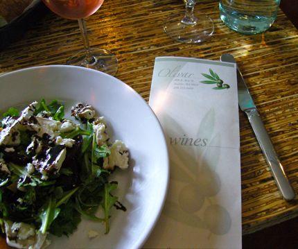 Olivar\'s Beet Salad