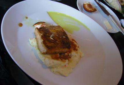 ART Indian-Spiced Salmon