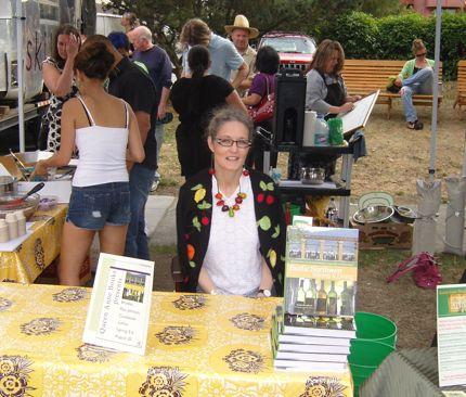 Braiden Booksigning at Queen Anne Farmers\' Market
