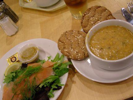 Braiden\'s Lunch at IKEA
