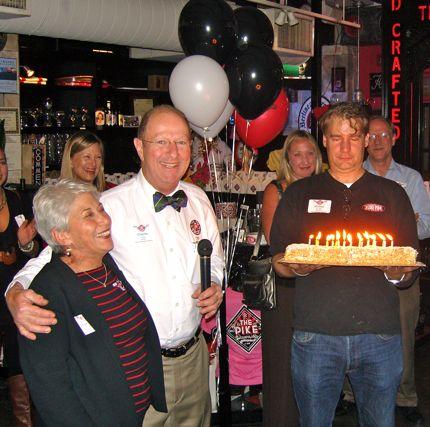 Pike Pub Celebrates 20 Years