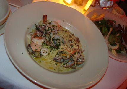 Il Bistro Seafood Pasta