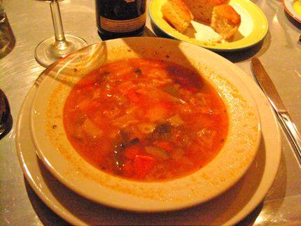 Il Fornaio Minestrone Soup