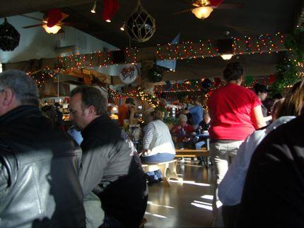 Mo\'s Restaurant Interior