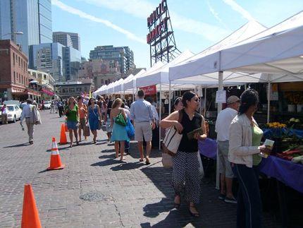 Pike Place Market Summer Sundays