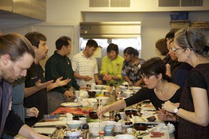 NuCulinary Sushi Class