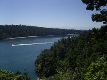 Washington State Travel Scene
