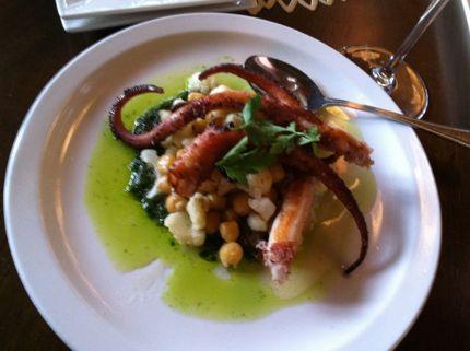 Cicchetti kitchen and bar octopus photo